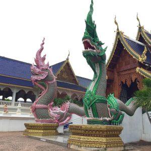 清邁藍廟wat ban den