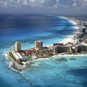 墨西哥海灘